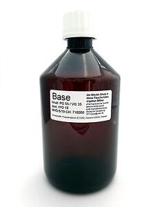 500ml-e-Liquid-Base-3mg-55-35-10-VPG-50-50-VPG-70-30-75ml-Nikotin-Shot