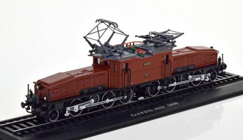 1:87 Atlas Train Collection CE 6//8 II Nr.14253 SBB Crocodile 1919