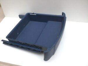 Smart 450 Mittelkonsole Schublade Staufach unterm Radio blau 0001169V012