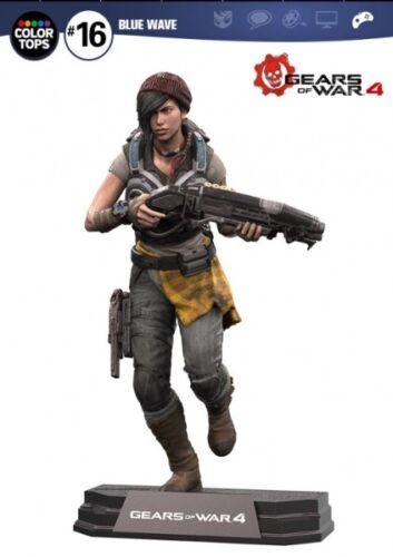 Gears of War 4 Color Tops Actionfigur Kait Diaz 18 cm