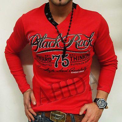 Sweat- T-Shirt Longsleeve Hemd Polo Sweatshirt Pullover Herren S M L XL XXL NEU