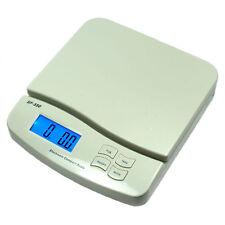 66 Lb X 01 Oz 30 Kg X 1g Digital Postal Scale Shipping Scale Sf 550 White