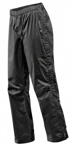 Vaude Herren Regenhose Fluid Full zip Pants II Multifunktionshose Fahrradhose