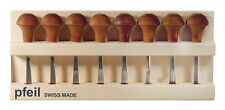Pfeil Woodcutting Tools Set B Series D700998 8pc Set