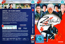 Zatoichi/Der blinde Samurai - DVD - Film - Video - Print Edition - 2 - ! ! ! ! !