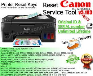 Canon Service Tool V 4905 With Keygen