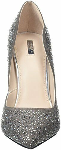 Carvela KURT GEIGER Women UK Glassy  Closed-Toe Pumps GREY UK Women 8/41 19f630