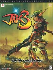 Jak 3: the official guide (2004, paperback) | ebay.