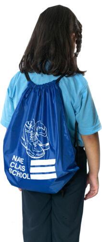 School Uniform Shoe Bag Drawstring Sack Only Uniform® UK