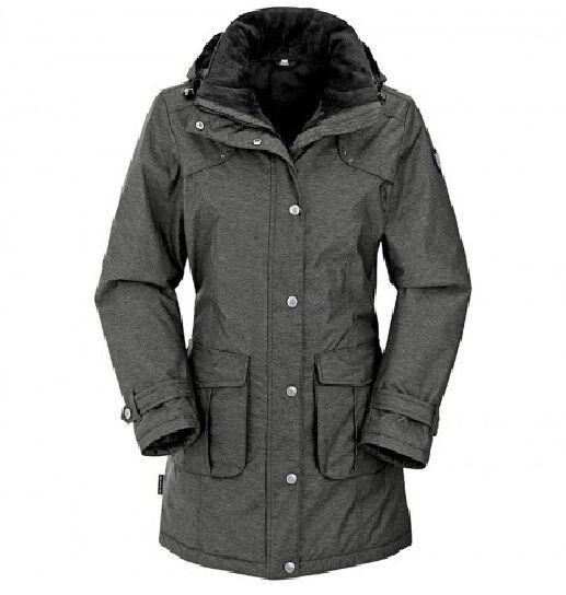 Maul Laax DONNA INVERNALE cappotto con megaloftimbottitura molto caldo cappuccio gefleect