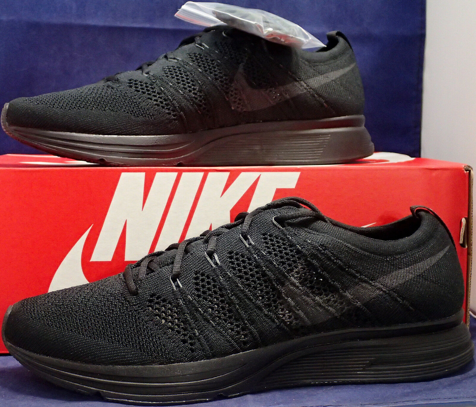 Nike Flyknit Trainer Black ) Anthracite SZ 8 ( AH8396-004 ) Black db8c5d