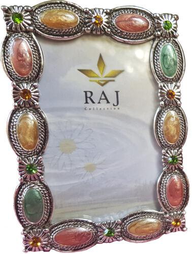 Bilderrahmen Raj Gems I Dekorahmen Standbilderrahmen Fotorahmen Metallrahmen