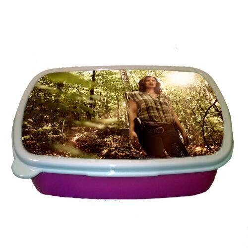 Lauren Cohan AKA Maggie Greene Walking Dead Children Plastic Sandwich Lunch Box
