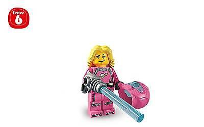 New LEGO Minifigures Series 6 8827 Intergalactic Girl