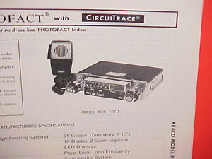 Details about 1977 KRACO CB/AM-FM/FM STEREO RADIO SERVICE SHOP MANUAL on admiral stereo, cb radio with car stereo, realistic stereo, webcor stereo, emerson stereo, hitachi stereo, basic car stereo, sylvania stereo, memorex stereo, braun stereo, craig stereo,