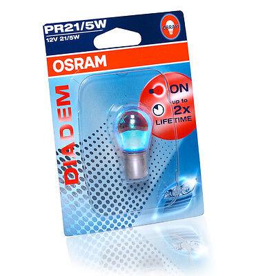 Osram PR21/5W Diadem Designer Rote Leuchte Bremsleuchte OS 7538LDR-01B