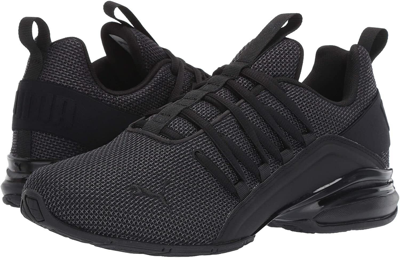 PUMA Men's Axelion Mesh Running Shoes