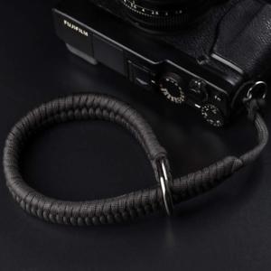Higher-end and Safer Adjustable Camera Lanyard 550 Paracord Camera Wrist Strap