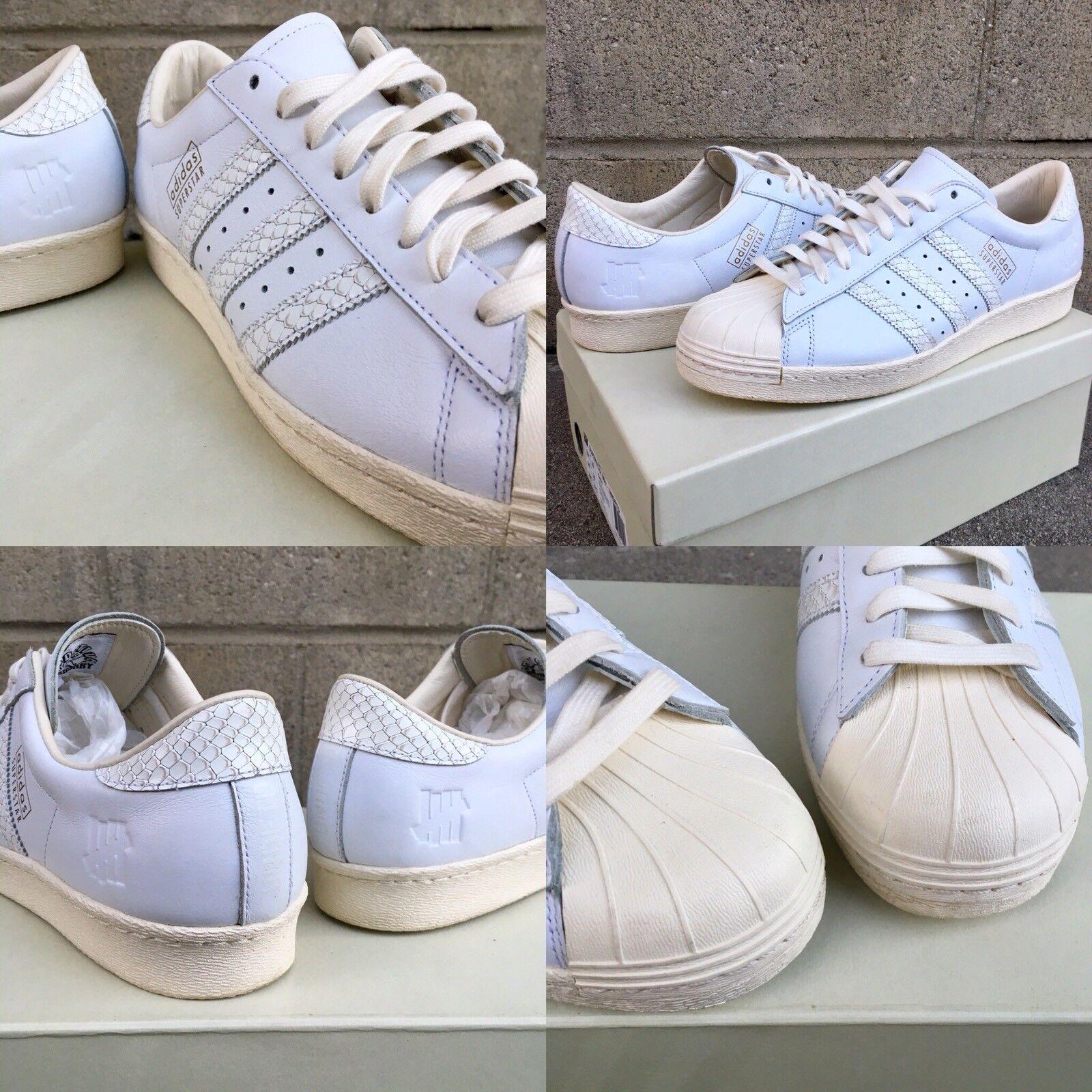 Portati una volta sz 10,5 superstar adidas consorzio x imbattuto superstar 10,5 80v 80 undftd b34077 64c7e3
