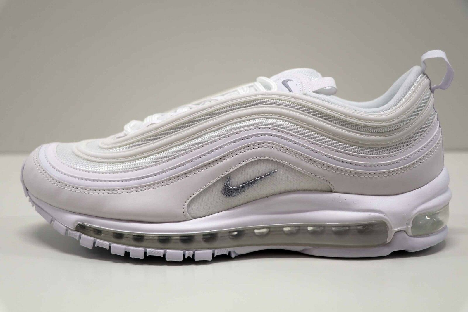 Nike air - max 97  wolf grau - air schwarz 921826 101  9 new in box 819f4c