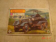 Matchbox SdKfz 232 Armored Car