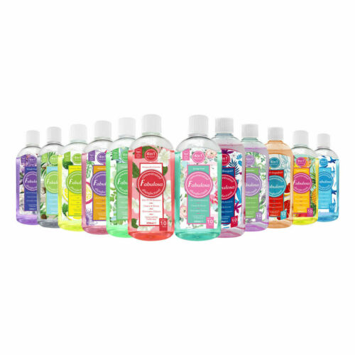 ZOFLORA /& FABULOSA CONCENTRATED DISINFECTANT LIMITED EDITION CHOICE OF SCENTS