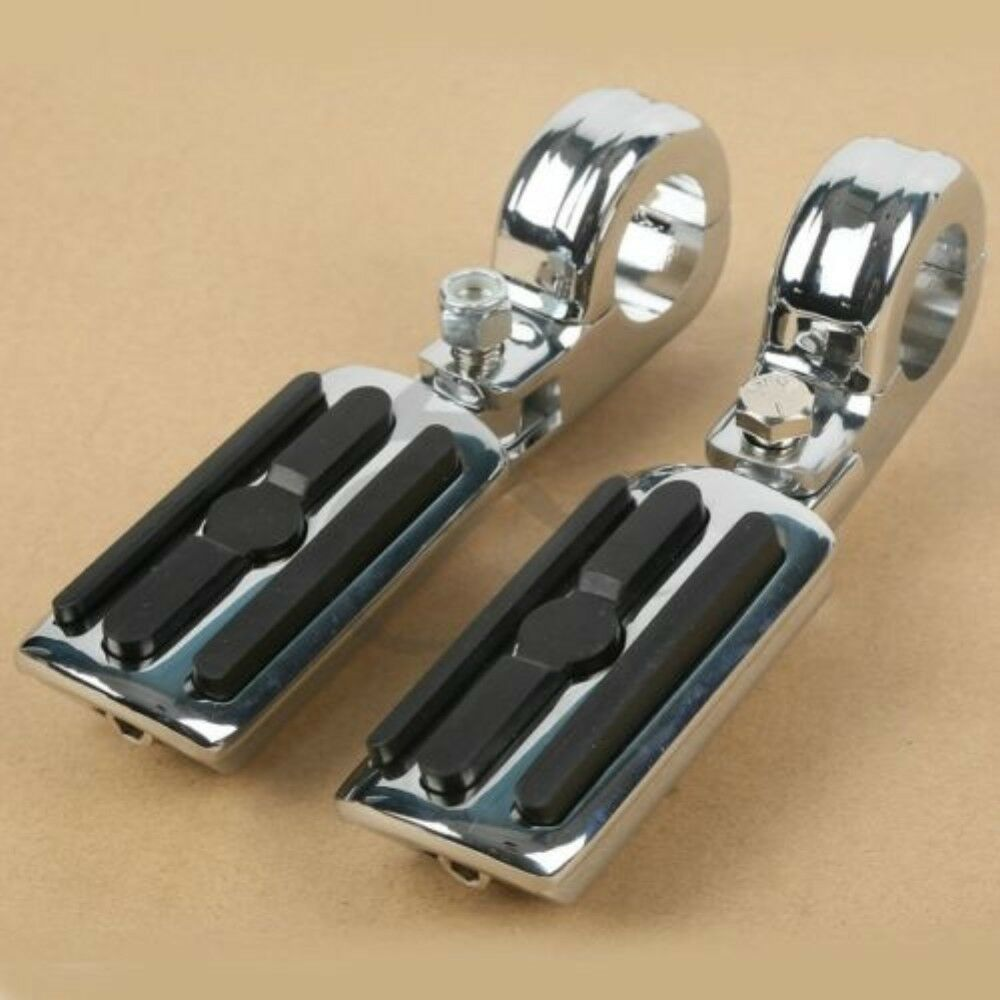 32mm Garde Moteur Autoroute Universel Chevilles Repose-pieds Pour  Yamaha  Entrega rápida y envío gratis en todos los pedidos.