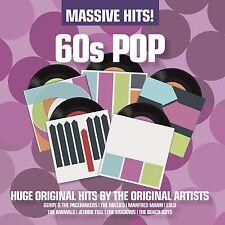 3CD*MASSIVE HITS!**60s POP (71 TOLLE ORIG. ARTISTS-POPSONGS)***NAGELNEU & OVP!!!