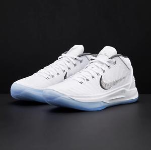 Nike Kobe A.D. White Silver Ice Size 12. 922482-102 Jordan KD