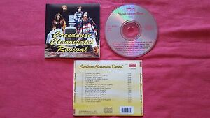 CREEDENCE-CLEARWATER-REVIVAL-Exitos-VERY-RARE-1995-Spain-CD