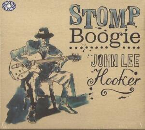 John-Lee-Hooker-Stomp-Boogie-3-CD-SET-NEW-SEALED