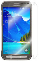Clear Lcd Screen Protector Scratch Saver Guard For Samsung Galaxy S5 Active on sale