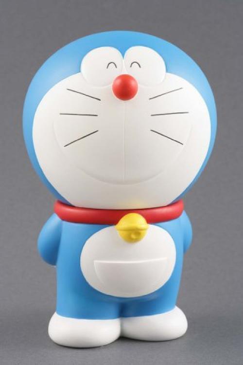 Nuovo Medicomtoy Vcd Doraemon Vinile da Collezione Bambola Sorriso Ver. PVC