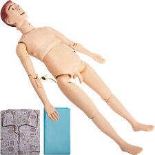 Vevor Male Manikin Model Multifunctional Nursing Training Mannequin Patient Care