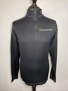 Nike Golf Therma-Fit Northwestern Mutual Pullover 1/4 Zip Sweatshirt Sports L