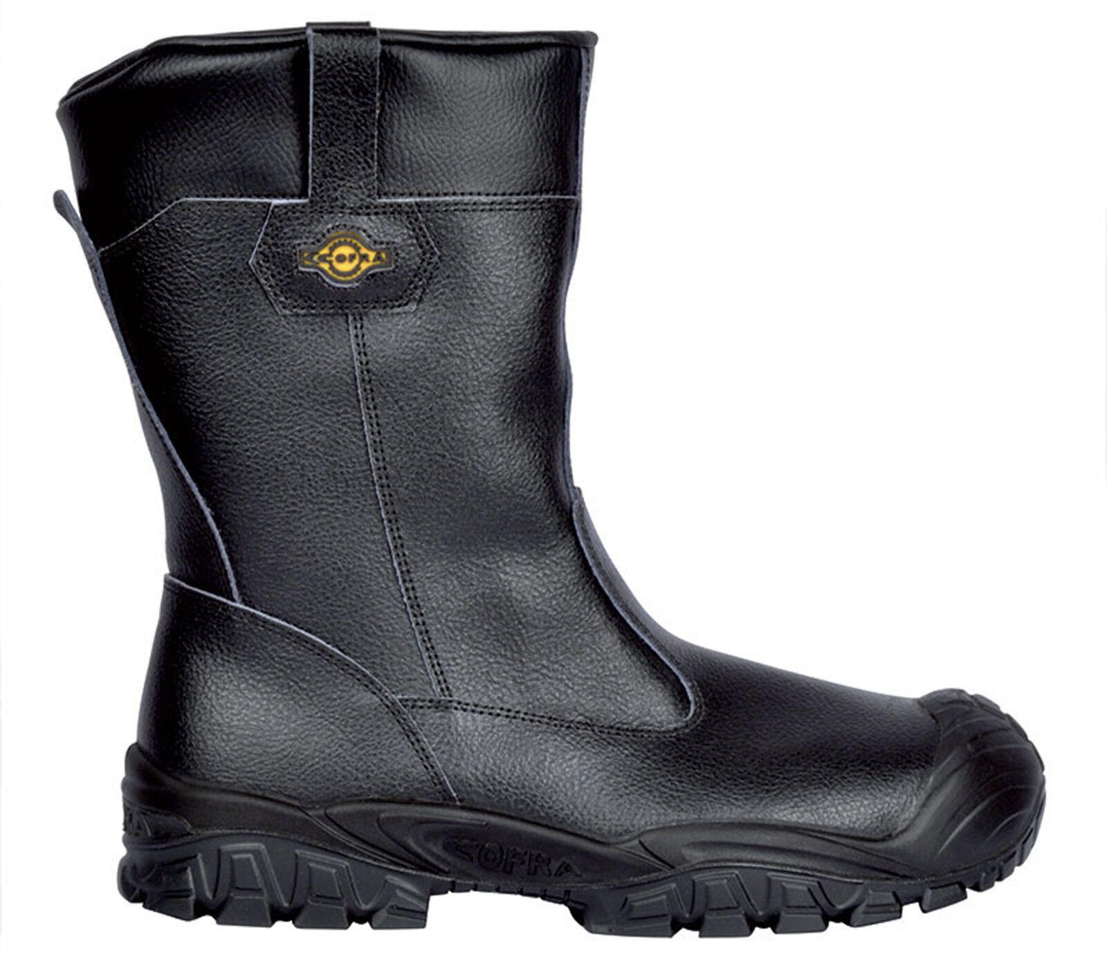 Stiefel Sicherheitsschuhe Cofra Arbeit Warta Warta Warta Vereinigtes Königreich s3 ci src f15a04