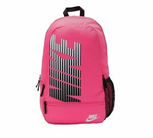 dcbfd7348d GIRLS NIKE CLASSIC NORTH PINK BACKPACK RUCKSACK SCHOOL COLLEGE GYM ...