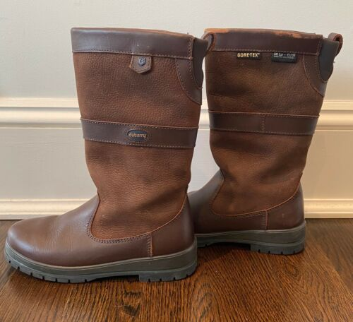 Dubarry Women's Country Boot -Brown Gore-Tex Size