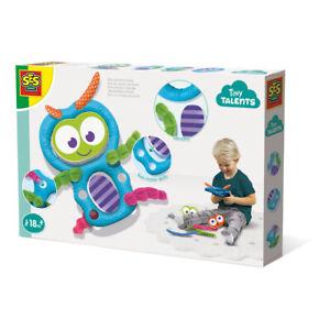 Ses-Creative-ninos-pequenos-talentos-Bob-sensorial-Buddy-Juguete-Set-Unisex-18-mes