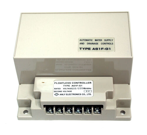 1pc Floatless Relay Controller A61F-G1 AC110//220V 5//60Hz 2pcs APS-3 ANLY