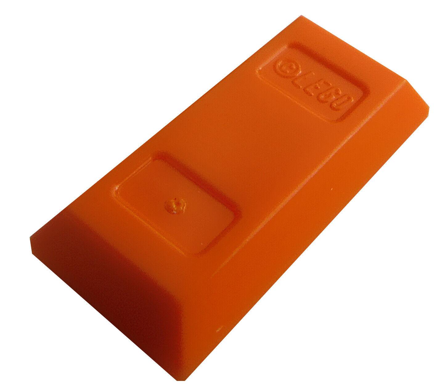 Lego 10 Stück Barren in perl dunkel grau 99563 Neu Zubehör City Friends