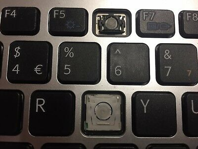 SONY VAIO SVF152 SVF15 SERIES GENUINE REPLACEMENT KEY RUBBER CLIP