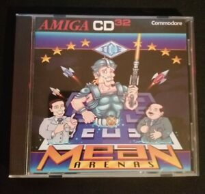 Commodore Amiga CD32 Mean Arenas