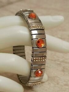 Carnelian-Silver-Bracelet-2-ct-Diamond-Bangle-Bracelet-Jewelry-24k-Gold-Handmade