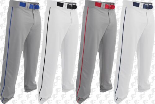 Easton Rival 2 Adult Mens Piped Open Bottom Baseball Pants A167124