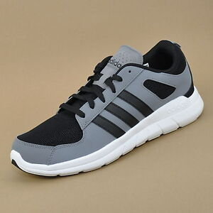 Adidas-Neo-X-Lite-Herrenschuhe-Sneaker-Grau-Schwarz-Weiss-F98966