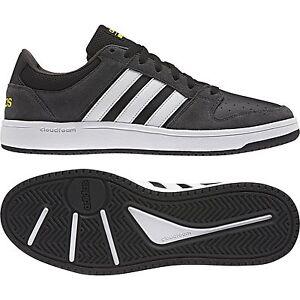 ADIDAS cloudfoam BB HOOPS Black/White aw3912 neoCollezione Sneaker Scarpe Sportive