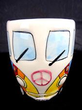 VW Bulli Camper Tasse Cup Kaffee Teebecher Urlaub Camping Deko Geschenk