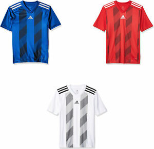 Details about adidas Men's Striped 19 Soccer Jersey