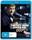 The Spy Who Loved Me 1977 Blu Ray James Bond 007 Roger Moore